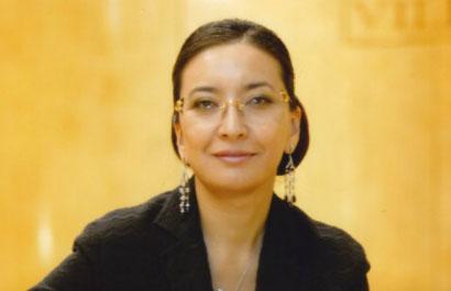 Лейла Храпунова