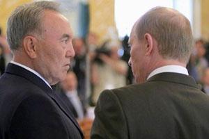 Тайный меморандум Путина и Назарбаева