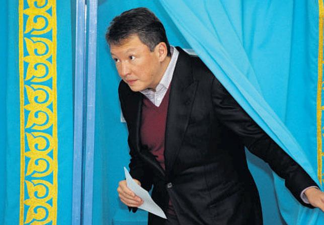 Семья казахского президента привлекает внимание швейцарского правосудия