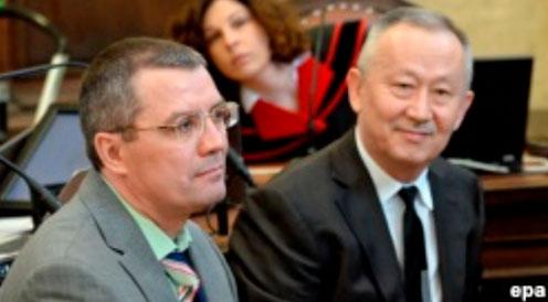 Мусаев и Кошляк освобождены из-под стражи