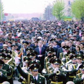 Gouverneur de la région V. Khrapunov