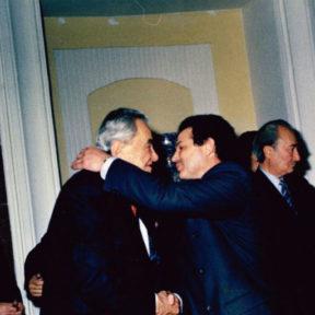 Д. Кунаеву - 80 лет 1992 год