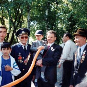 День Победы. Алматы, 2000 год
