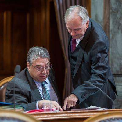 Justiz ermittelt gegen Thomas Borer und SVP-Politiker Miesch