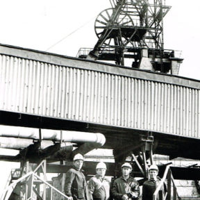 Караганда, 20 апреля 1995 г., шахта им. Костенко