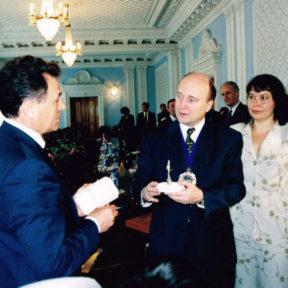 Кен Ливингстон, Лорд-Мэр города Лондона 2002 год