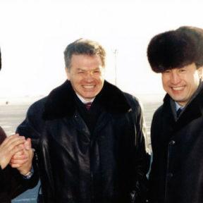 Мухамеджанов, Храпунов, Джаксыбеков