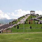 Park des 21 Jahrhunderts, Almaty