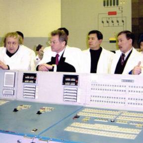 Посещение Национального ядерного центра РК г. Курчатов