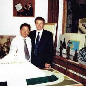 С Ш. Валихановым