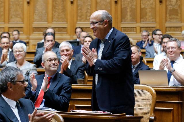 Швейцарского депутата лишили неприкосновенности