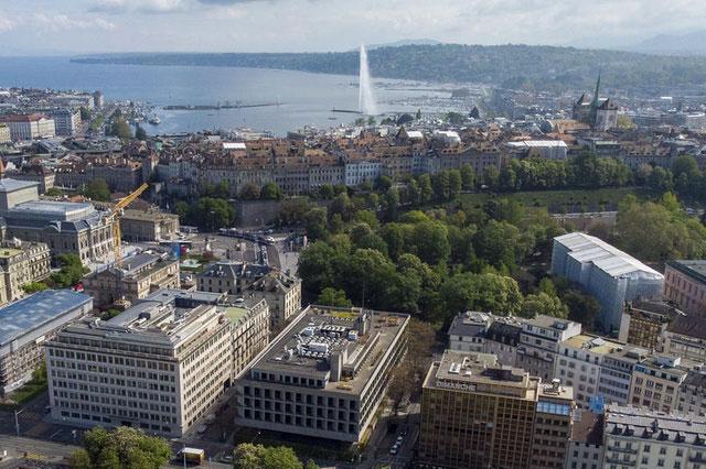 Swiss dismiss Kazakh money laundering case