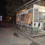 Typischer postsowjetischer Stand in Almaty