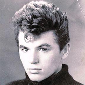 Виктор в декабре 1967 года