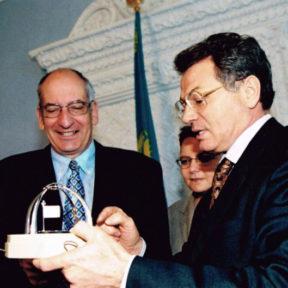 Встреча с Президентом Швейцарии Паскалем Кушпэном