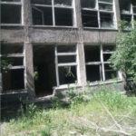 Verlassener Kindergarten