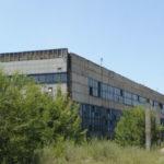 Verlassene Fabrik in Almaty