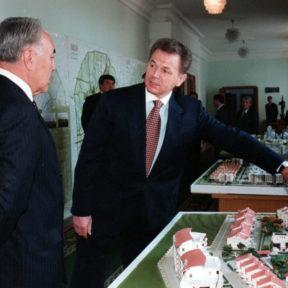 Впервые озвучен вопрос строительства объездной магистрали вокруг города Алматы 2000