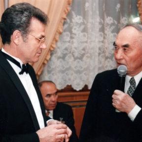 Б. Ашимов – экс-премьер-министр Каз. ССР