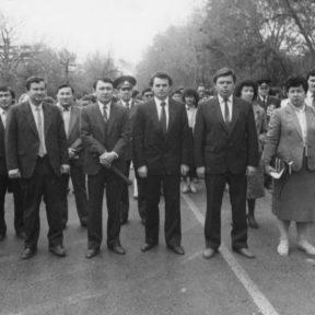 День Победы 9 мая 1989