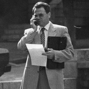 Депутат Верховного совета Казахстана 1992