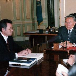 Доклад В. Храпунова 07.04.2004