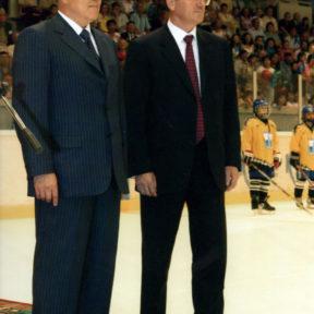 Дворец спорта города Усть-Каменогорск. Усть-Каменогорская школа хоккея 2005