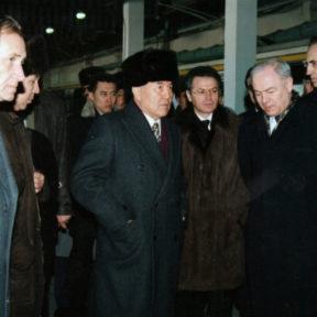 Январь 1999