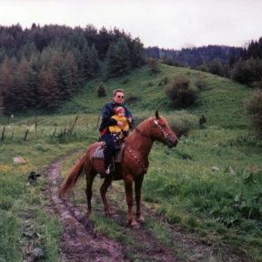Малое Алматинское ущелье 1998