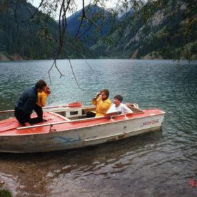 Озеро Кольсай Алматинская область 1998