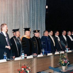 Попечительский совет Казахского института менеджмента г. Алматы, 1999