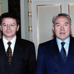 Резиденция Президента Казахстана 2003