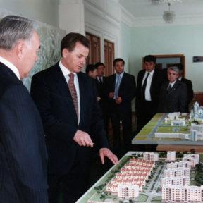 Новое в строительстве Алматы 2000