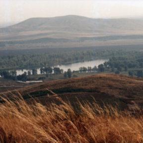 Восточный Казахстан, седой Иртыш