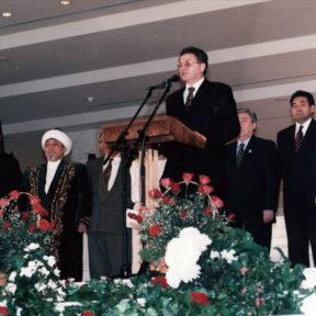 Выступление В. Храпунова 1997