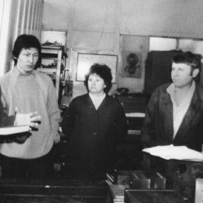 завод им. С. Кирова 1988